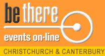 Be There - Christchurch and Canterbury Events online